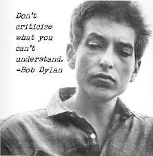 "Bob Dylan ""The Times They Are A Changin"""
