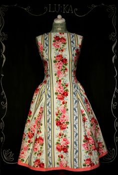 www.lukamoda.com Cottage Chic, Spring Summer, Clothing, Vintage, Inspiration, Beauty, Dresses, Style, Fashion