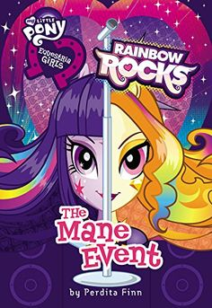 The Mane Event Hardcover Book with Activities Inside @DiscoverSelf