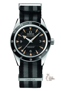 OMEGA Seamaster 300 master Coaxial Spectre Limited Edition
