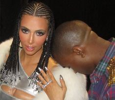 Ideas For Braids Kim Kardashian Casual # kim kardashian Braids natural # kim. , # kim kardashian Braids natural Ideas For Braids Kim Kardashian Casual # kim kardashian Braids natural # kim. Hairstyles Long Bob, Wedge Hairstyles, Hairstyles With Glasses, Asymmetrical Hairstyles, Hairstyles For Round Faces, Feathered Hairstyles, African Hairstyles, Hairstyles With Bangs, Girl Hairstyles