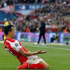 2 Goals!!! Thank You Alexis!!