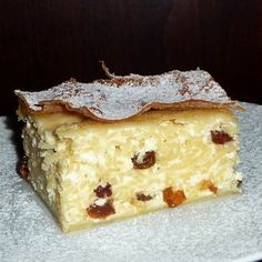 Top 10 Desserts, Hungarian Recipes, Muscle Food, Something Sweet, Cake Cookies, Cheesecake, Food And Drink, Nutrition, Sweets