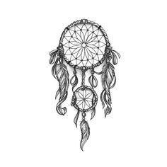 Large dreamcatcher temporary tattoo will look great on your thigh or arm!Size of the sheet : x (approx) Atrapasueños Tattoo, Tattoo Hals, Cover Tattoo, Tattoo Fonts, Necklace Tattoo, Inca Tattoo, Tattoo Moon, Lion Tattoo, Dream Catcher Tattoo Small