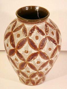 Hansen Ross pottery - Western Canada
