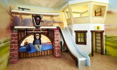>>Read information on low bunk beds for kids. Check the webpage to find out more The web presence is worth checking out. Low Bunk Beds, Kids Bunk Beds, Kura Cama Ikea, Kura Bed, Airplane Bedroom, Cool Kids Bedrooms, Inspiration Design, Design Ideas, Kids Room Design