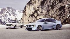 BMW 2002 Hommage concept, reinterpretando al BMW 2002 turbo # Siendo uno de los principales patrocinadores del Concurso de Elegancia de Villa d'Este, BMW vuelve a presentar un impresionante prototipo. En el concurso de elegancia más antiguo del mundo, que data de 1929, la marca …