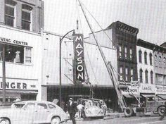 1000 block of State Street (1950's)
