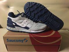 #Men #Shoes NEW Saucony Shadow 5000 Gray/Blue Men's Size 7 Sneakers #Men #Shoes