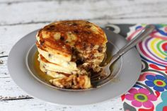 40 Fabulous Breakfast Recipes to Jump-Start Your Day: Chocolate Chip Pancakes