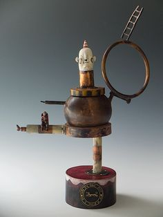 Morgan Brig | Mixed Media Sculpture | Portfolio 2