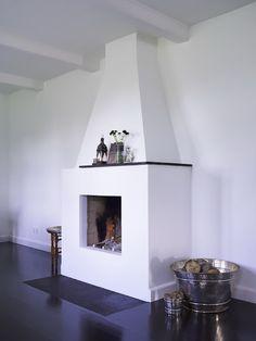 fireplace .