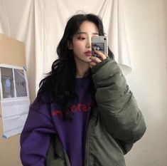 Image uploaded by 노을 ☾. Find images and videos about girl, korean and ulzzang on We Heart It - the app to get lost in what you love. Grunge Style, Soft Grunge, Fashion Outfits, Womens Fashion, Fashion Tips, Fashion Design, Fashion Trends, Fashion Ideas, Ladies Fashion