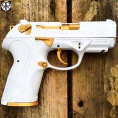 Pistola Beretta PX4 Storm Customizada. #Custom #Brazil