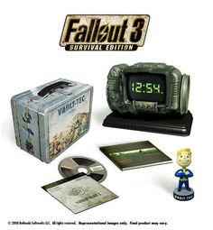 Fallout 3 'Survival Edition' | I need to find this.
