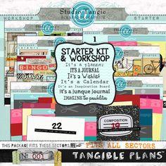 Tangible Plans™ {Starter Kit & Workshop}