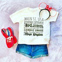 May 19 Preorder//Disney Shirt//Magic Kingdom Favorites//Disney Vacation Shirt//Disney World Shirt//Disney Family Shirt// by PixieDustTees on Etsy https://www.etsy.com/listing/294833509/may-19-preorderdisney-shirtmagic-kingdom