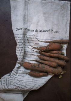 Torchon en lin lavé, Série Limitée Louise, 24 €, chez Maison Aimable / Paris