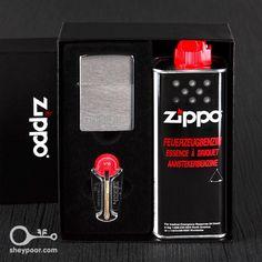 فندک های زیپو