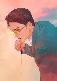 Credits to the artist. Boys Anime, Manga Boy, Anime Manga, Fanarts Anime, Anime Characters, Draw Tips, Style Anime, Bts Art, Character Art
