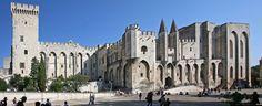 Découverte touristique d'Avignon