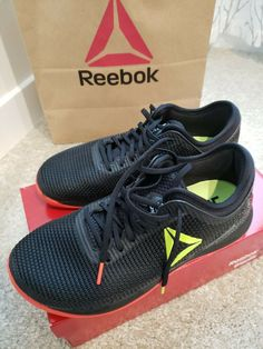 102719259c5 De 7 beste afbeelding van Reebok CrossFit Nano 5 - Weight lifting ...