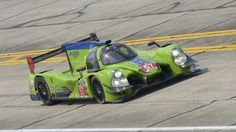 Olivier Pla powers Krohn Racing Ligier to pole for 12 Hours of Sebring