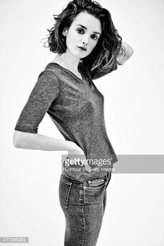charlotte lebon short hair - Google Search