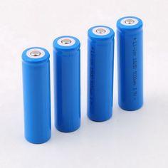 AIMIHUO 1 Pc 18650 lithium ion 5000 mAh 3.7 V rechargeable batterie LED lampe de poche 18650 Batterie