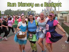 Looking for tips on how to Run Disney on a budget?
