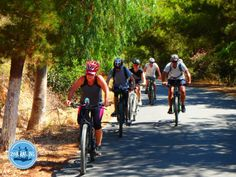 Active holiday Greece cycling 2021 Mykonos, Santorini, Bora Bora, Cycling Holiday, Greece Holiday, Crete Greece, Holiday Apartments, Travel Activities, Bicycle