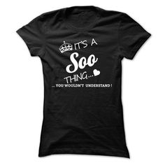 Its A SOO Thing SOO T-Shirts Hoodies SOO Keep Calm Sunfrog Shirts#Tshirts  #hoodies #SOO #humor #womens_fashion #trends Order Now =>https://www.sunfrog.com/search/?33590&search=SOO&Its-a-SOO-Thing-You-Wouldnt-Understand