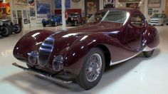 1937 Talbot-Lago Type 150 CS