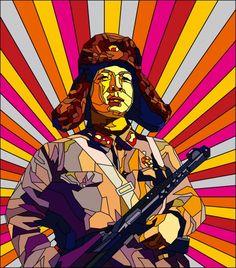 Lei Feng - Chinese Communist Propaganda