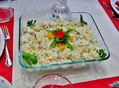 Salada de Batatas com Maionese de Castanhas de Caju - Veganana