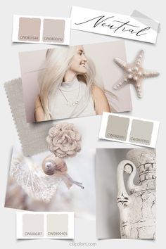 Color Trends, Neutral, Palette, Seasons, Outfits, Seasons Of The Year, Pallets
