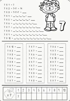 Math For Kids, Fun Math, Cool Math Tricks, Math Sheets, Math Multiplication, Writing Numbers, 2nd Grade Math, Elementary Math, Math Worksheets