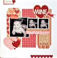 A Project by AshleyStephens888 from our Scrapbooking Gallery originally submitted 01/20/12 at 04:23 AM