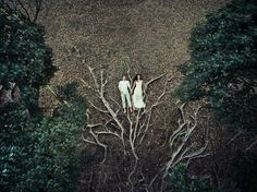 The series of photos has been taken during wedding day with a drone. I am working with a drone operator called Flying World Pictures.  To get the possibility to fly above some places and catch the beauty of the vastness has been a huge way to express freedom to me.