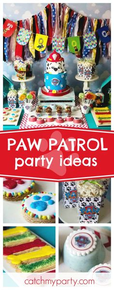 Check out this awesome Paw Patrol birthday party! The Marshall birthday cake is fantastic! Baby Boy Birthday, 3rd Birthday Parties, 2nd Birthday, Birthday Ideas, Birthday Recipes, Paw Patrol Birthday Cake, Paw Patrol Party, Torta Paw Patrol, Puppy Party
