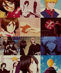 Bleach - Ichigo and Rukia Bleach Ichigo And Rukia, Bleach Anime, Kuchiki Rukia, Sword Art Online, Anime Love, Me Me Me Anime, Bleach Couples, Bleach Fanart, Another Anime