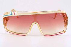 vintage sunglasses : unisex : 1980's CAZAL 858 W GERMANY