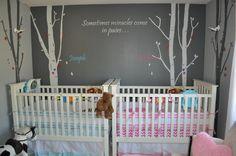 17 gorgeous twin nursery ideas baby girl nurseries pinterest