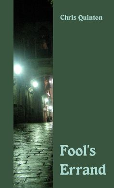 First in the Fool's Odyssey Trilogy