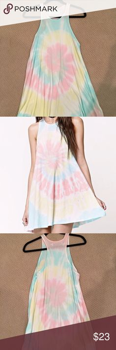 Gypsy Warrior Tie Dye Dress From PacSun. Worn once. No damages or signs of wear. Gypsy Warrior Dresses