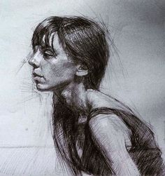 Portrait Drawing | Daniel Bilmes | Start Date: April 24, 2013