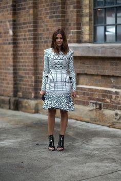 at australian fashion week | sydney | april 2013