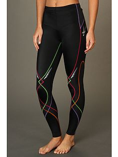 CW-X - I have a pair of the thermal compression tights, they are life savers.