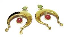 Daily Jewelry Inspiration: Al Gamar Buba Earrings by Dina Maghawry « Jewelry « (www.sansretouches.com)