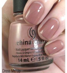 China Glaze Dress Me Up (Hunger Games collection)